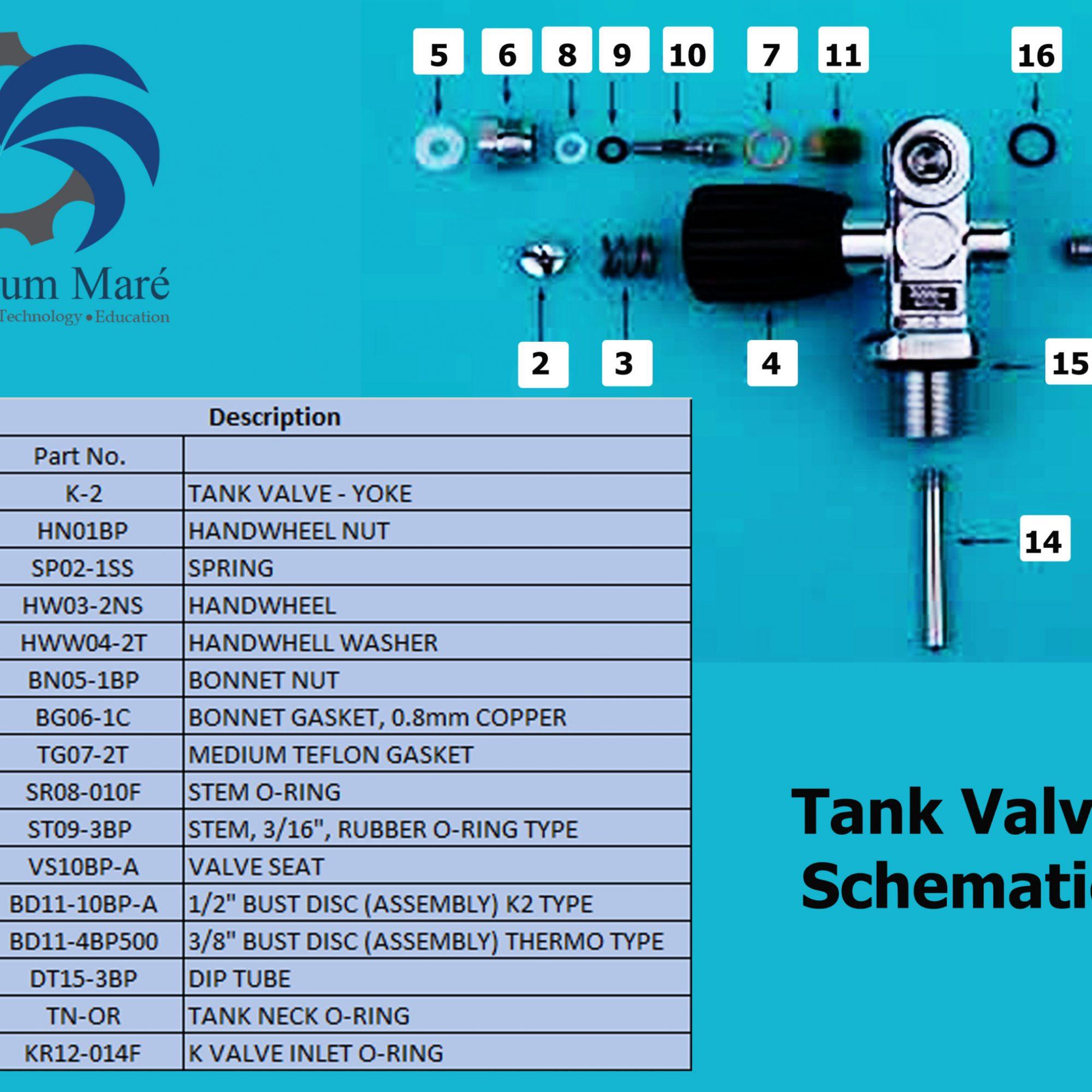 tank valve schematic